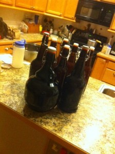 Bottled Root Beer